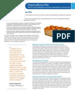 FinancialForce PSA Overview