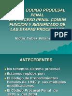 ETAPAS PROCESALES EN EL NCPP Dr. CUBAS VILLANUEVA.ppt