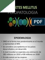 Fiopatologia de La Diabetes Mellitus Tipo I y II