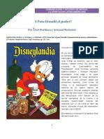 DORFMAN y MATTELART El Pato Donald Al Poder