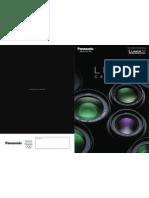 G Micro Lens Catalog