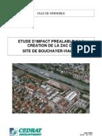 ZAC Bouchayer Viallet 38 _EI Préalable