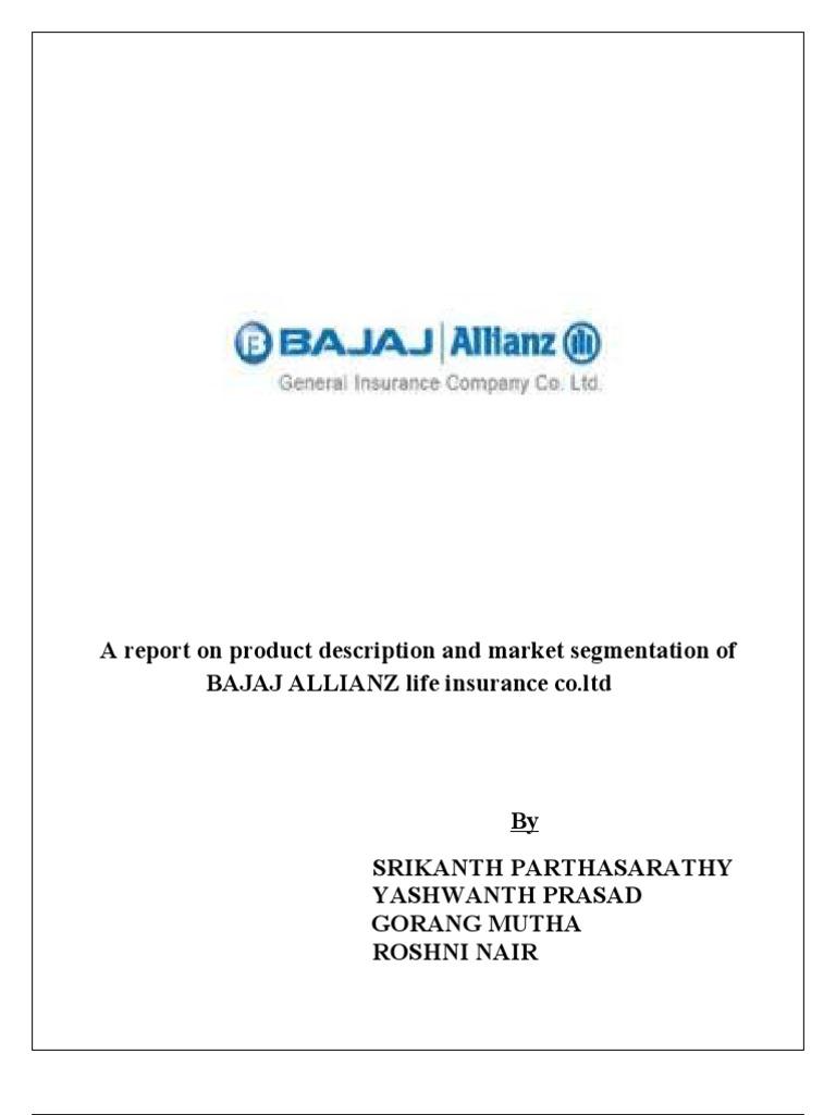 Bajaj Allianz Life Insurance (2) | Life Insurance | Insurance