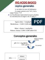 Transtornos Equilibrio Acido Basico URP