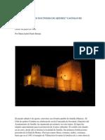i Torneo Nocturno de Ajedrez Castillo de Jumilla