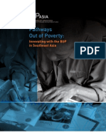 Pathways Out of Poverty(2012) by iBoP