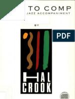 Hal Crook - How to Comp