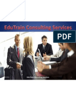 Copy (2) of EduTrain Consulting Services