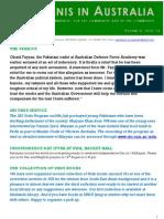 Pakistanis In Australia Vol2 Issue 16 2012