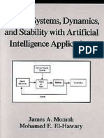 Electric Systems Dynamics and Stability With Artificial Intelligence Applications Part-1