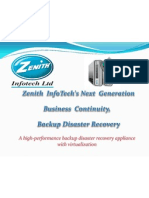Zenith PPT for Partners -New