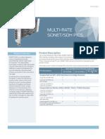 Multirate Sonet JUNIPER
