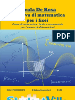 DeRosa Matematica Licei Estratto Gratuito
