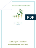Karya Ilmiah Praktikum Pengamatan Perkecambaham Kacang Hijau By Afsar