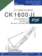 CK1600-II
