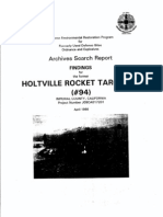 Holtville Rocket Range No. 1