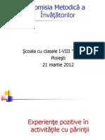 comisie metodica ccd1