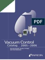 Vacuum Control Catalog