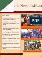 CINI Newsletter QII ;2012-2013