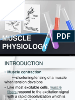 Muscle PhysiologyZZZ