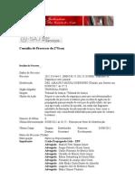 SUSPENSÃO LICITAÇÃO AGENCIA PROPAGANDA Consulta de Processos do 2ºGrau