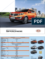 Sportage Brochure