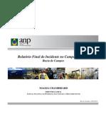 Relatorio Final Apresentacao ANP Frade-Chevron