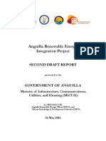 Anguilla RE Integration - II Draft Report, 5-2012
