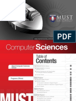 Enter the World of Computer Science with MUST University!