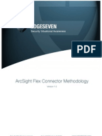 Arcsight Flex Connectors