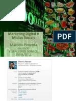 Marketing e Inovação para Empresas de Alimentos - Apresentação na FISPAL 2012