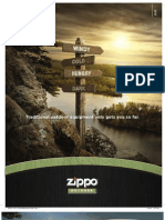 Zippo Outdoor Retailer Product Catalog