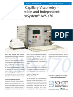 Flyer ViscoSsystem AVS 470 200 KB PDF English