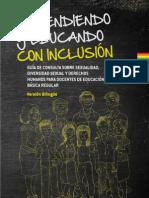 Aprendiendo y educando con inclusión