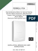 ferrolli F24