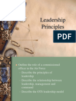 1 Leadership Principles