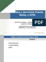 Frame Relay y ATM