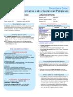 NITRATO de AMONIO Nj.gov Health Eoh Rtkweb Documents Fs 0106sp