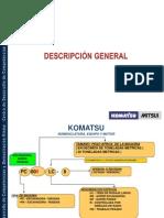 Descripcion General Pc600-8 p3