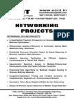 Dot Net - Networking Project Titles - List = 2012-13, 2011, 2010, 2009, 2008