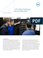 Methodologies for Data Migration to Dell Fluid Data Architecture