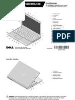 DELL Vostro 3500 - Configuration Manual