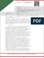 Reglamento sobre información al consumidor de créditos hipotecarios, Decreto 42, Min. Economía, 13 julio 2012 - Sernac Financiero