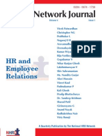 Employee Relations January 2011