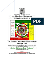 The Golden Chain of the Sufi Masters