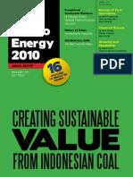Adaro Energy 2010 Annual Report English 1