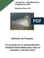 Gerencia Proyecto Porce III