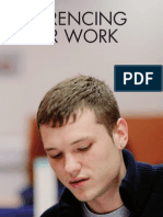Referencing Your Work Booklet - UoW