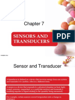 Chapter 7 Sensors and Transducers