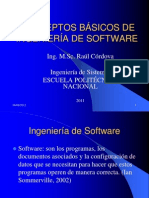 Conceptos Básicos De Ingeniería Software